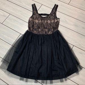 Wet Seal Foofy Ballerina Party Dress 👗 ✨🖤
